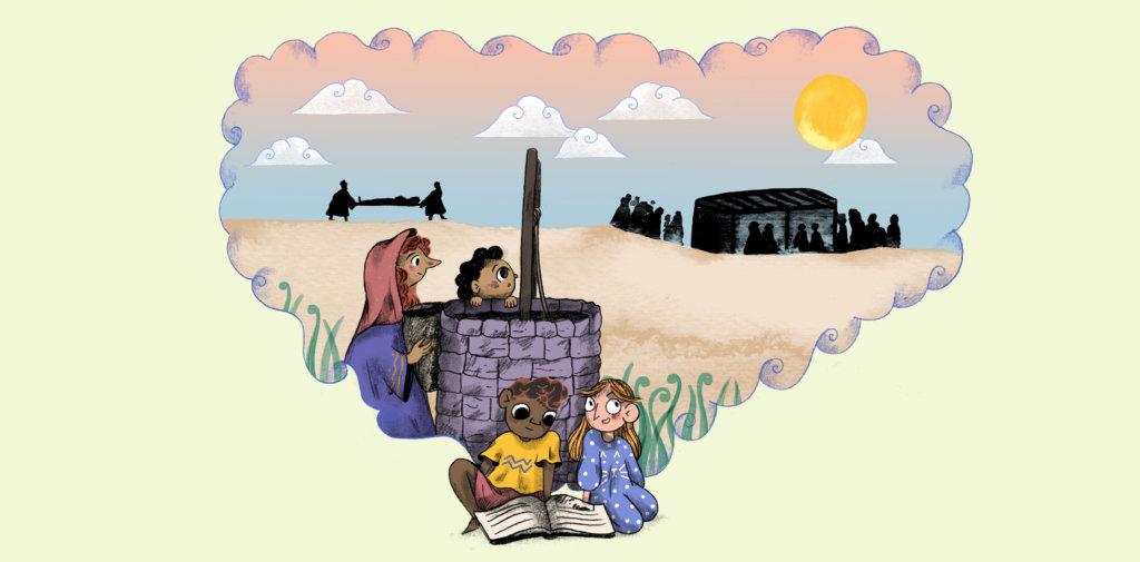 Kirken for de 6-9 årige indskolingsbørn
