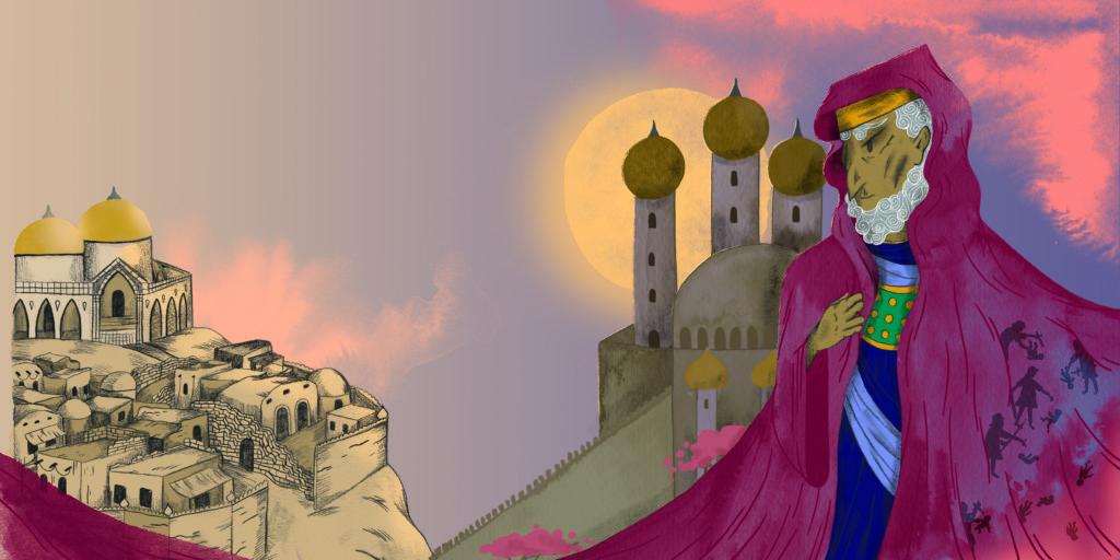 Bibelfortællinger for børn: Hannah, Herodes og himmelkongen - Kong Herodes i Jerusalem