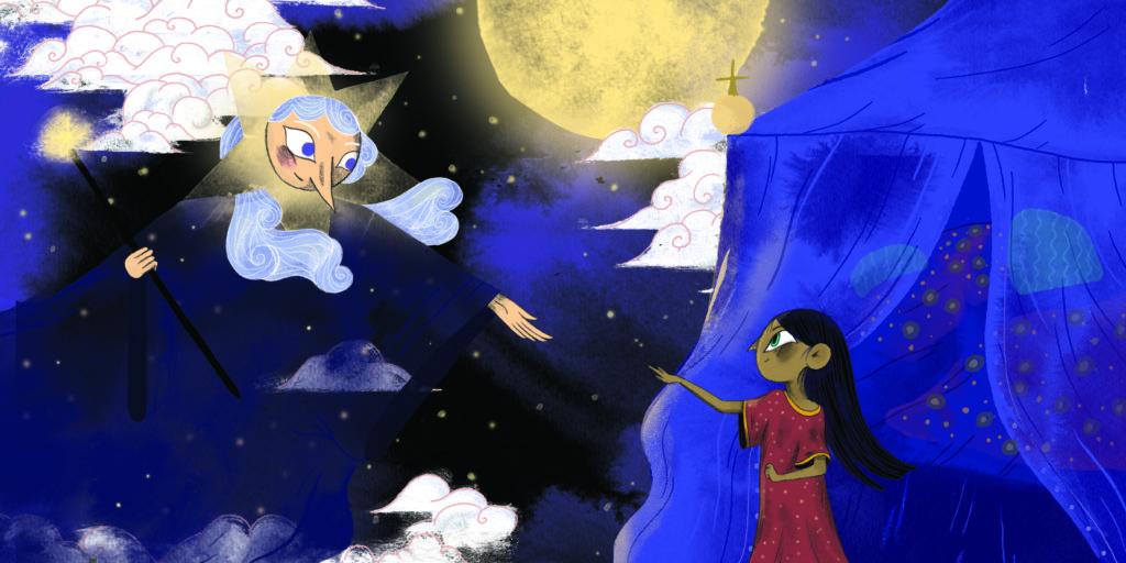 Bibelfortællinger for børn: Hannah, Herodes og himmelkongen - en klar stjerne
