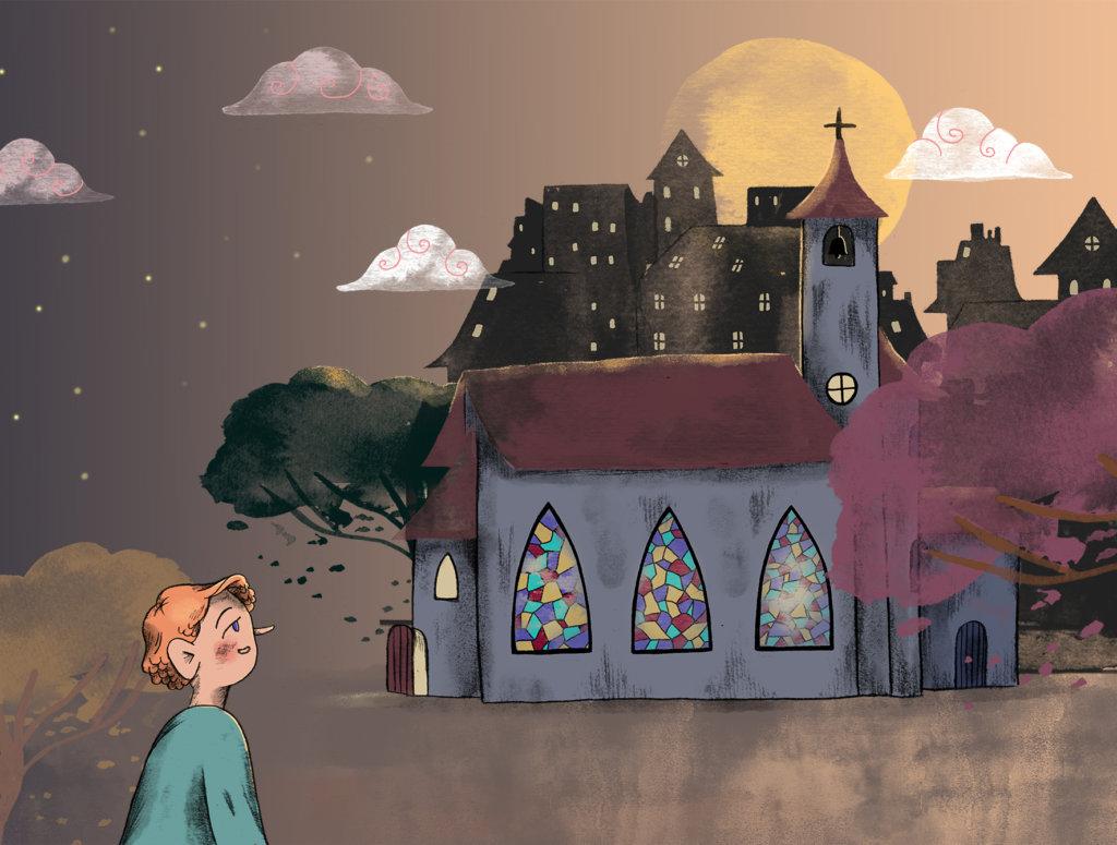 Børn i kirken: Nutid